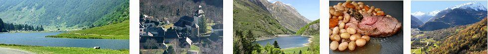 activites nature gite plaouzet, randonnées, patrimoine du val d'azun