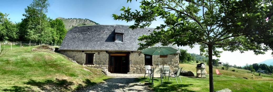 Gite Hautes Pyrénées Plaouzet, location vacances en val d'Azun