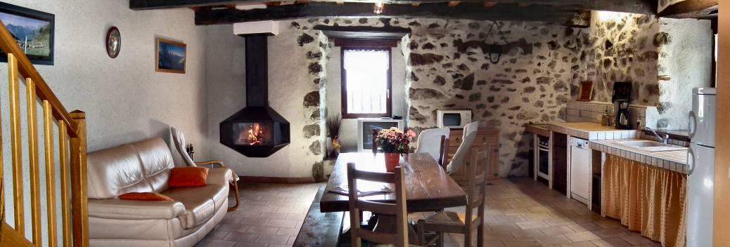Gite Hautes Pyrénées, location vacances val d'Azun